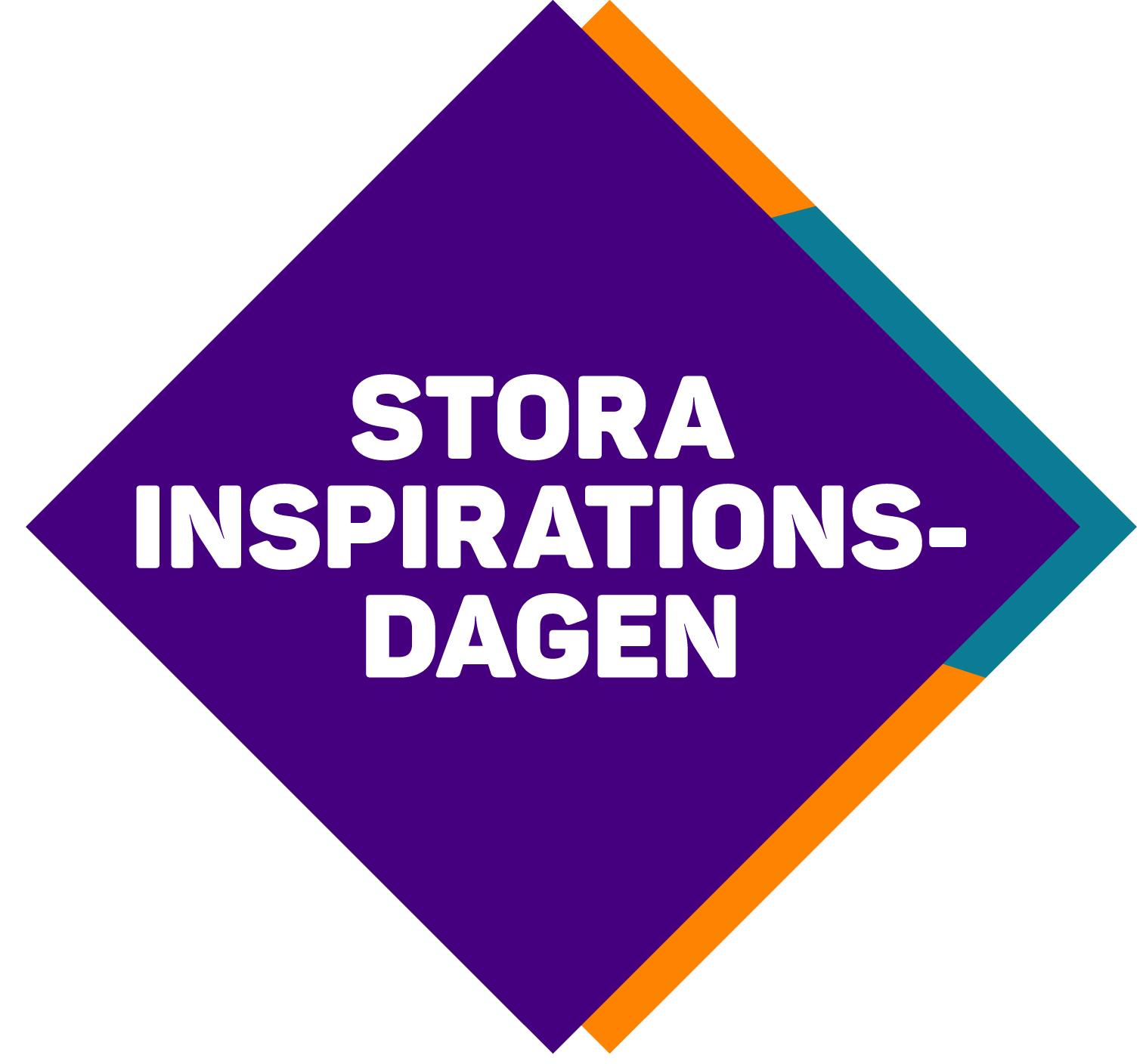Stora inspirationsdagen - varianter logotyp