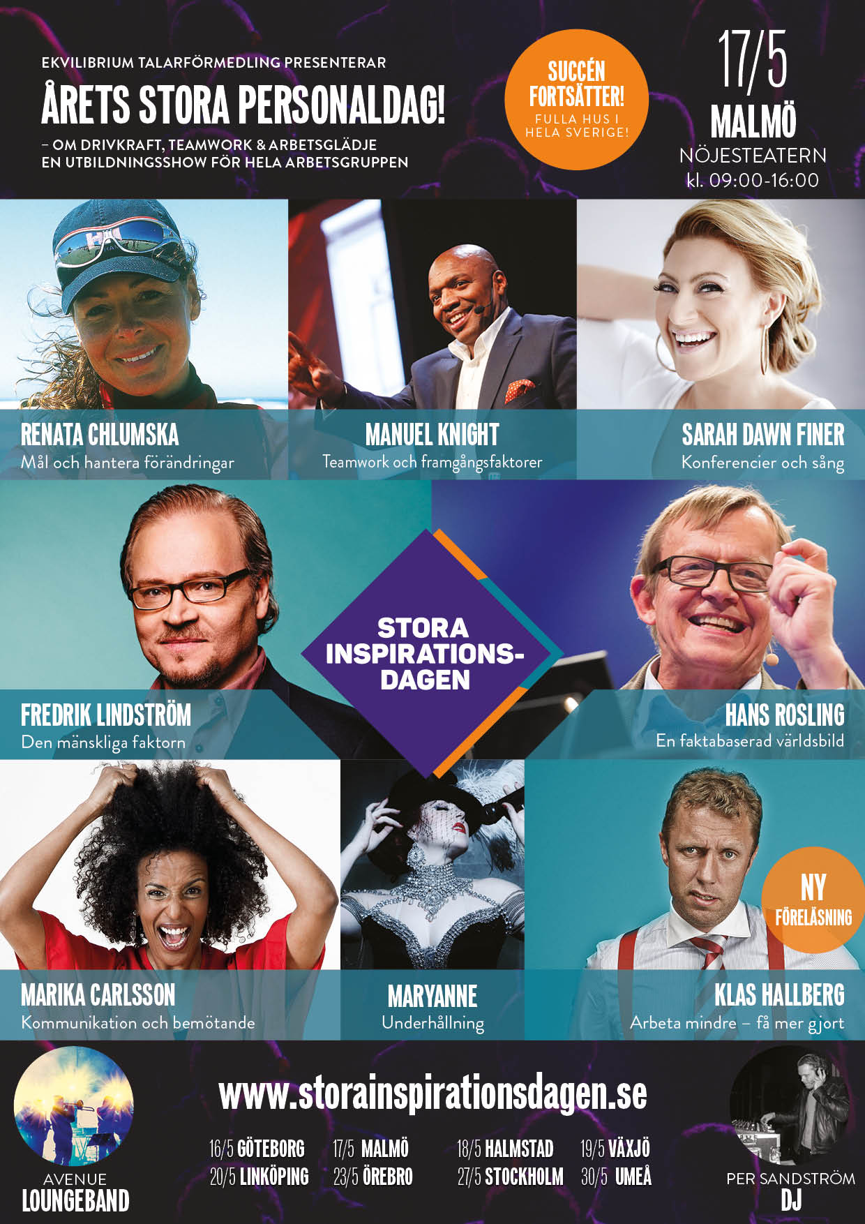 Stora Inspirationsdagen Malmö